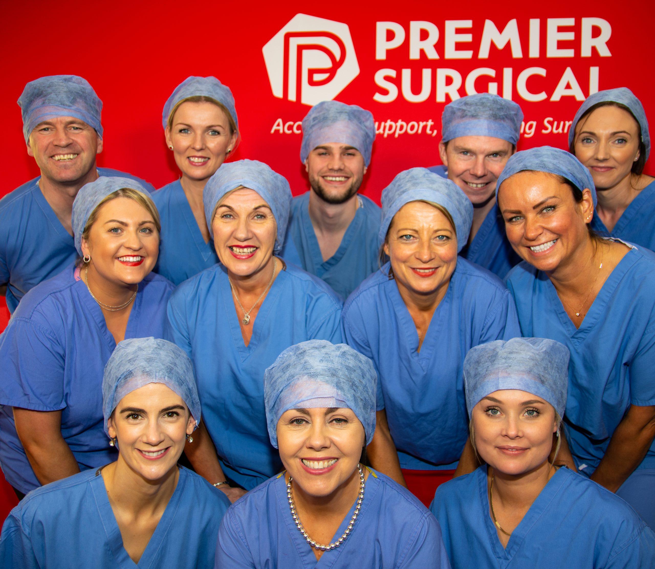 Premier Surgical Brand Launch
