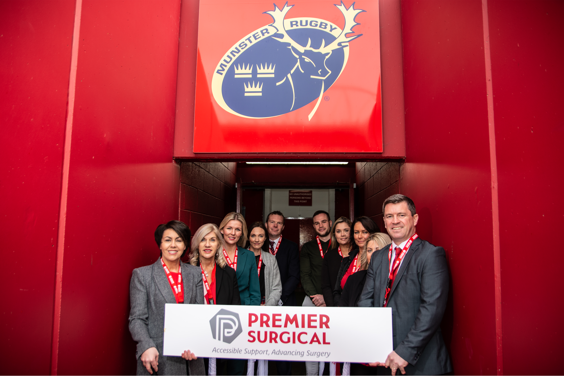 Premier Surgical Brand Launch